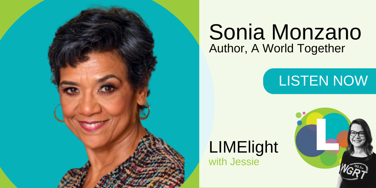 LIMElight wsg. Sonia Monzano A World Together
