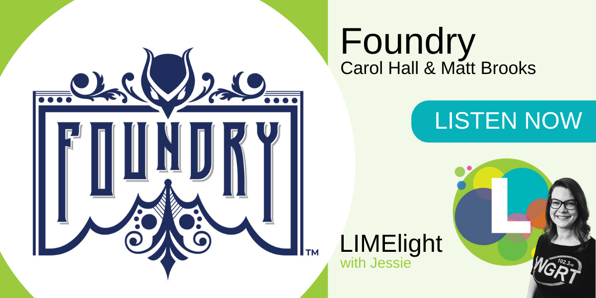LIMElight wsg. Foundry Port Huron Carol Hall Matt Brooks