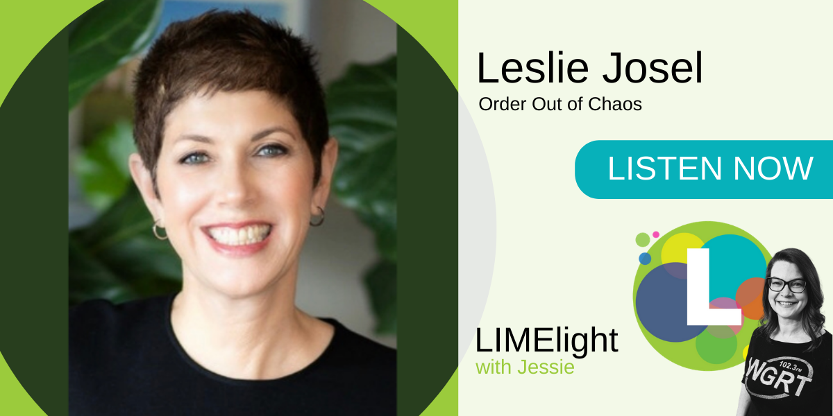 LIMElight wsg. Leslie Josel Order Out of Chaos