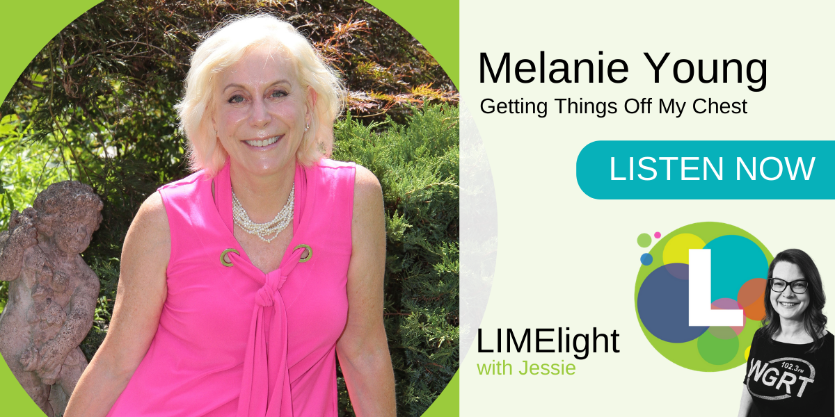 LIMElight wsg. Melanie Young Getting Things Off My Chest