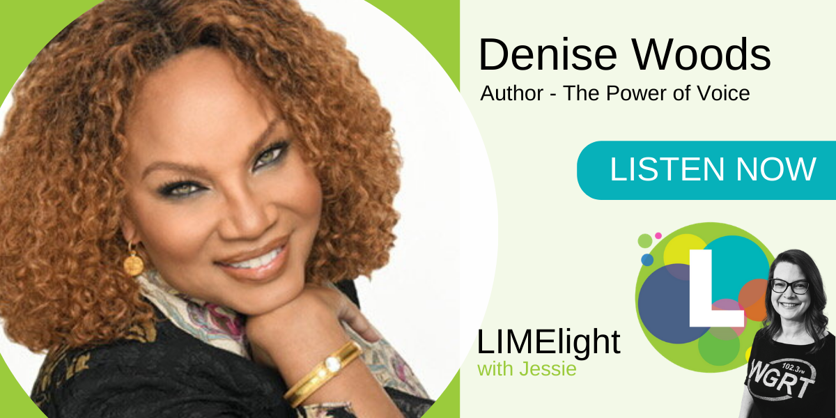 LIMElight wsg. Denise Woods The Power of Voice