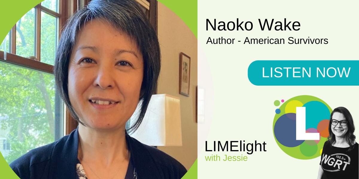 Naoko Wake American Survivors