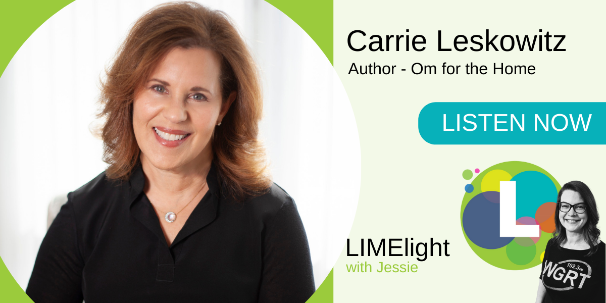 Carrie Leskowitz Om for the Home