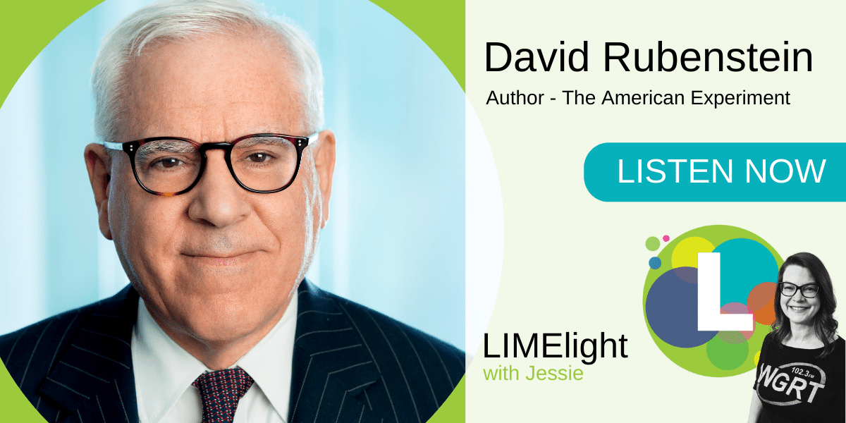 David Rubenstein The American Experiment