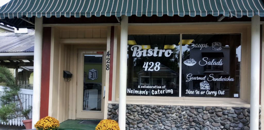 "The word ""bistro"" means a small restaurant, and one will be opening soon in Marine City."