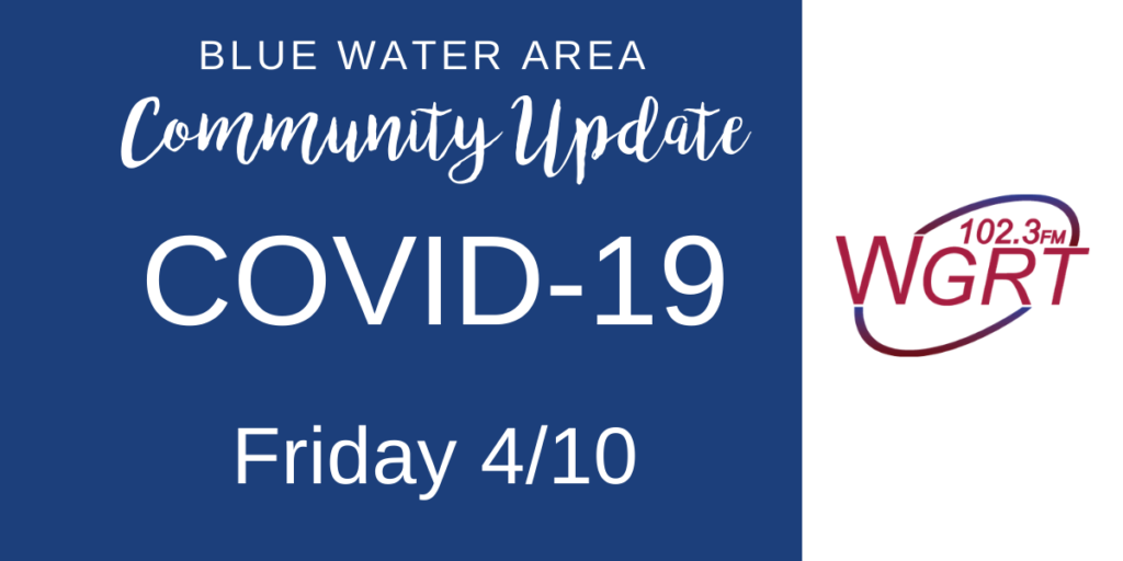 COVID-19 Community Update Friday 4_10_2020