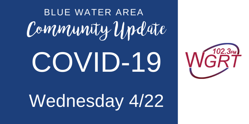 COVID-19 Community Update Monday 4_22_2020