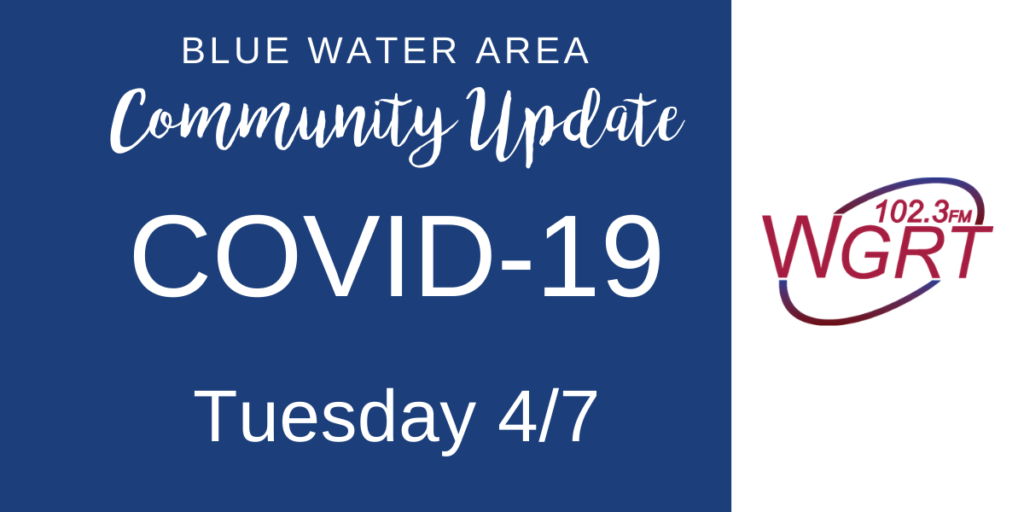 COVID-19 Community Update Monday 4_7_2020
