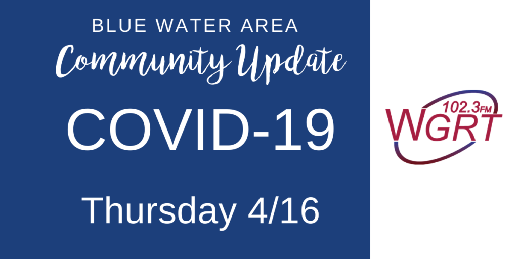 COVID-19 Community Update Thursday 4_16_2020
