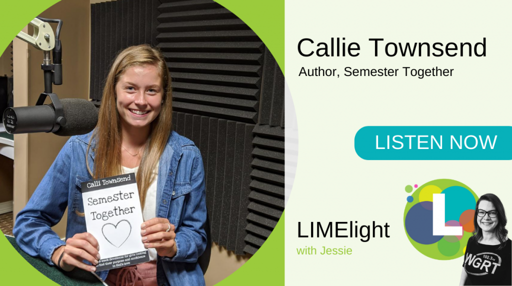 Callie Townsend Semester Together WGRT's LIMElight