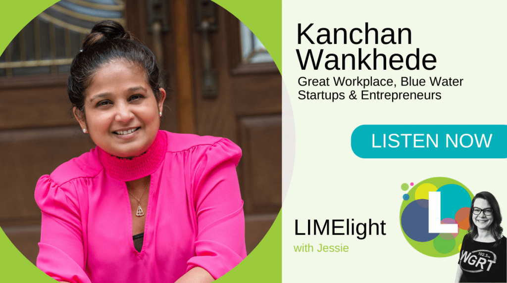 LIMElight wsg. Kanchan Wankhede Great Workplace