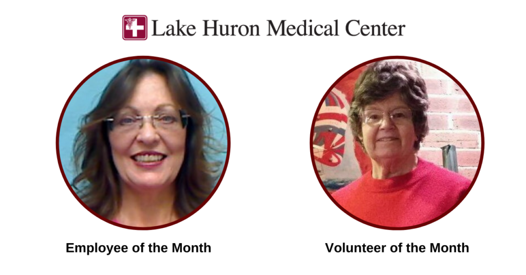 LHMC April 2020 Employee Volunteer of the Month