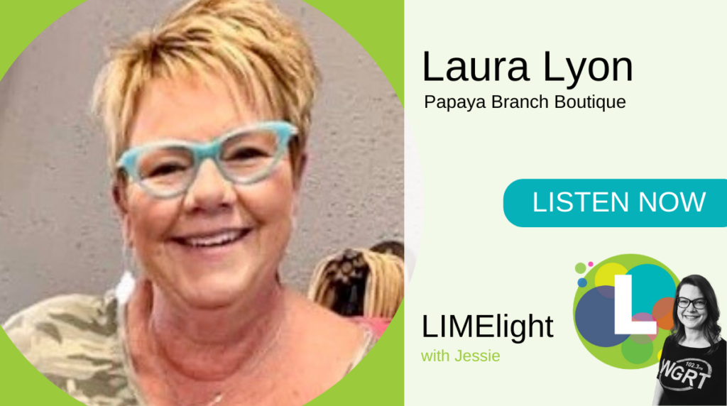 LIMElight wsg. Laura Lyon Papaya Branch Boutique