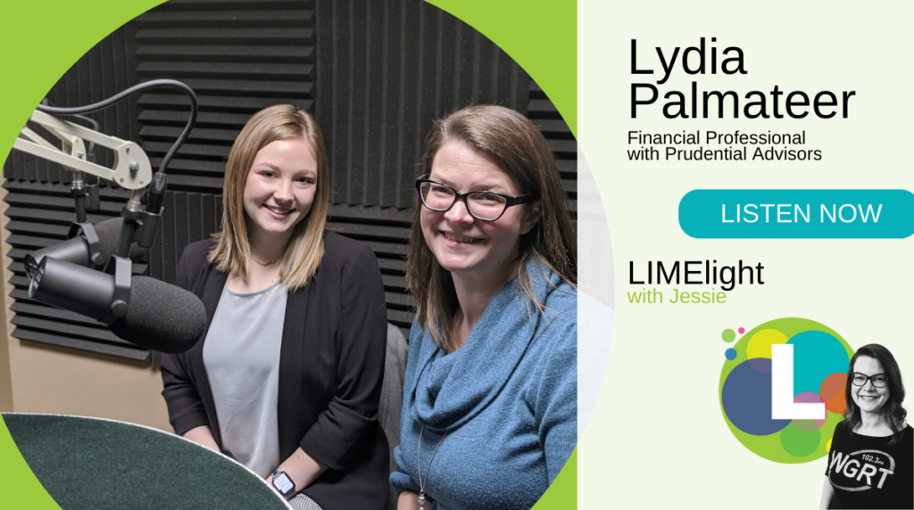 WGRT's LIMElight with Jessie wsg. Lydia Palmateer