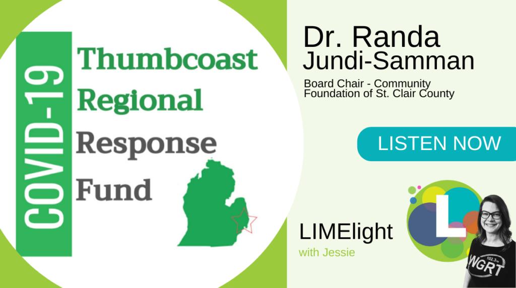 LIMElight wsg. Dr. Randa Jundi-Samman