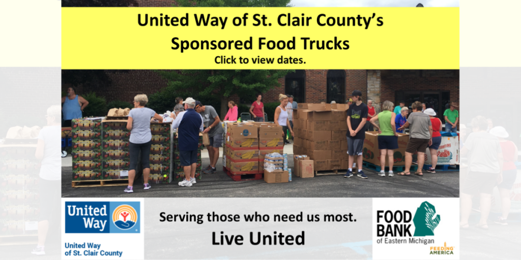 United Way of St. Clair County Food Trucks