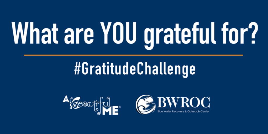 #GratitudeChallege