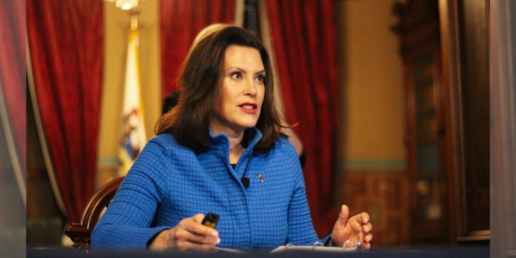 Gov Gretchen Whitmer