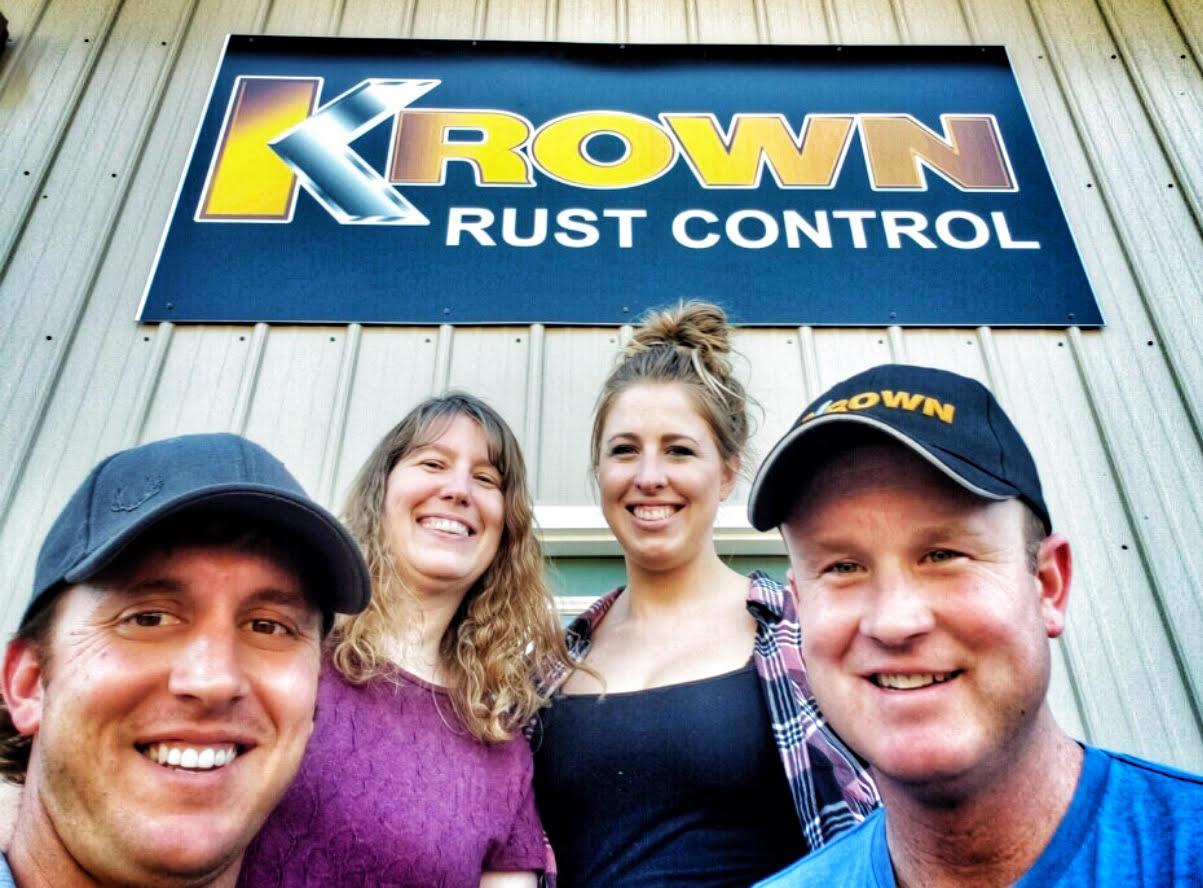 The team at Krown Rust Control St. Clair